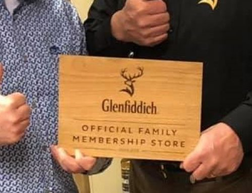 'ZEEWIJCK' GLENFIDDICH FAMILY MEMBERSHIP STORE