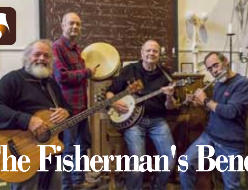 The Fisherman's Bend 'live' !!