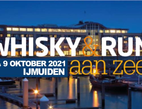 15de Editie Whisky & Rum aan Zee festival geannulleerd