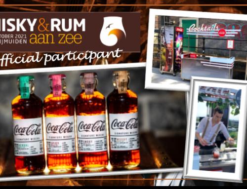 Coca Cola – official participant!